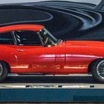 Der wohl schönste Sportwagen der Welt: Jaguar E-Typ
