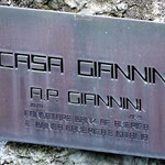 der berühmte A.P.Giannini stammt von hier