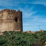 auch hier steht ein Genueser Turm - unglaublich was die vor 1000 Jahren geschaffen haben