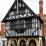 Einfach toll in welch gutem Zustand diese uralten Häuser sind...