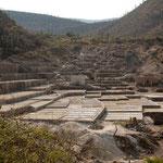Die Salinen von Zapotitlán
