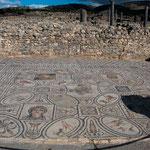 ...wir waren fasziniert von den vielen und großen Mosaiken...