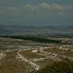 Diese Felder können nur genutzt werden indem zuerst die Steine weggeräumt werden