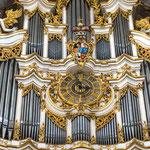 ...und die grandiose Orgel