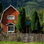 ...ähnelt eher einem Schwedenhaus...