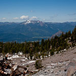"Grandioser Blick auf die ""Trinity Alps"""