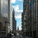 """...das Stadtviertel """"Recoleto"""" ist schön, sauber und vor allem sehr teuer..."""