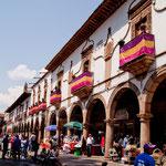 """Plaza """"Gertrudis Bocanegra"""""""