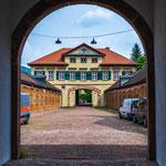Amorbach war auch Standort der Tempelritter