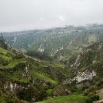 """....wieder der """"Grand Canyon von Ecuador...."""