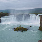 ...in Europa sicherlich einer der schönsten Wasserfälle...