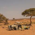 ...vielleicht noch aus der Rally Dakar...
