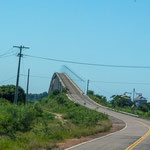 ...Brücke über den Rio Paraguay...