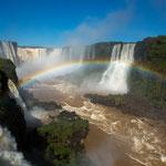 ...vor allem mit dem unglaublich schönen Regenbogen...