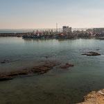 ...einem Fischerhafen...