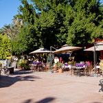 Loreto selbst hat eine schöne Fussgängerzone mit guten Restaurants.....