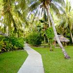 Wege zum Resort