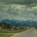 ....Belize ist landschaftlich sehr schön.....