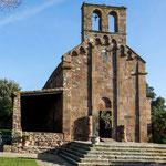 "Das Kloster ""Santuario di Castro"" wurde im 12ten Jahrhundert gebaut"