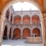 ehemals ein Bürgerpalast - heute Gericht