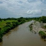 ....und jeder Fluss führt jetzt genügend Wasser