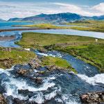...landschaftlich sicherlich eine der schönsten Ecken Islands...