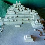 ....und hier das dreidimensionale Modell des ausgegrabenen Bereiches