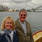 """Die Fähre von """"Manly"""" nach """"Sydney Harbour"""""""