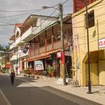 ....uns hat San Ignacio am besten von allen Städten gefallen.....