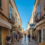 ...die Innenstädte in Portugal sind einfach relaxed...