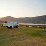 freier Platz am See