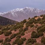 ...der Jbel Toubkal ist mit 4.167 m der höchste Berg des nördlichen Afrikas...