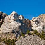 Die vier bedeutendsten Präsidenten der USA