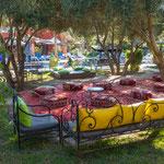"""...und der Camping """"Le Relais Marrakech"""" ist einfach super..."""