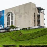 ....das informative Museum in Miraflores.....