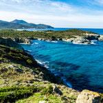 Die Nordspitze Korsikas