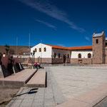 ...in die Kirchen wir in Argentinien immer relativ viel investiert...