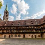 ...tollen mittelalterlichen Gebäuden...