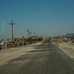 San Felipe ist eine karge Wüstenstadt
