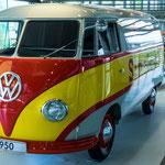 Der VW Bulli T1