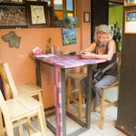""".....wir haben das """"el cadejo café"""" sehr genossen....."""
