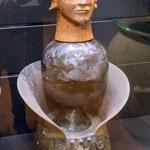 Auch für uns zum ersten Mal Einblick ins Etruskerleben