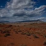 unendliche Weite und tolle Wolken