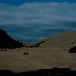 Sanddünen bis zu 70 m hoch