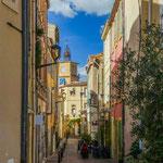 ...die Farben sagen einem dass man in der Provence ist...