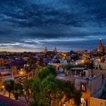 San Miguel auch ein Traum bei Nacht