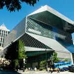 Die Bibliothek von Seattle