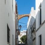 ...tolle Altstadt von Tarifa...
