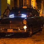 Trinidad bei Nacht....