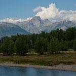 die esten Berge der Rockies